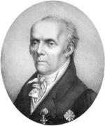 Johann Peter Frank, lithography by Adolph Friedrich Kunike, 1819