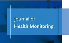Public Health Journal for Germany. © RKI