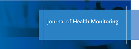 Public Health Journal for Germany. Quelle: RKI