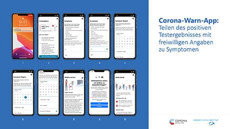 Corona App Voraussetzungen
