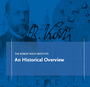 Flyer: The Robert Koch Institute - An Historical Overview