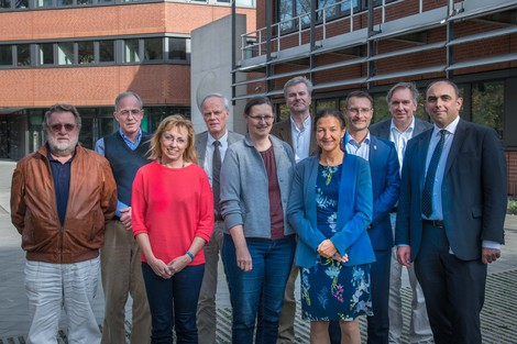 Members of the Expert Advisory Board on Influenza. Source: © RKI