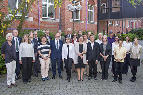 Members of the Commission for Hospital Hygiene and Infection Prevention (KRINKO). Source: © RKI