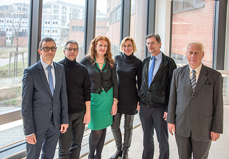 Members of the Committee for Poliomyelitis Eradication in Germany. Source: © RKI