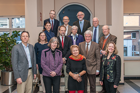 Members of the Central Ethics Committee for Stem Cell Research. Source: © RKI