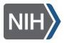 Logo of National Institutes of Health (NIH), USA