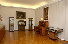 The museum at the Robert Koch Institute also offers short guided tours. Source: RKI