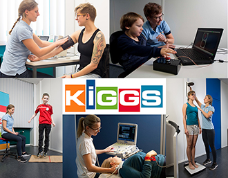 German Health Interview and Examination Survey for Children and Adolescents (KiGGS). Source: RKI